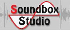 Logo Soundbox Studio